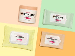 [Etude House] Pick & Clean Remover Tissue Collection (4 kinds)