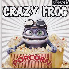 Crazy Frog-Popcorn cd single