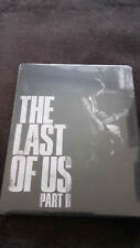 The Last Of Us Part 2 Steelbook Case PS4