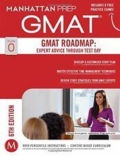 Gmat Roadmap: Expert Advice Through Test Day (Manhattan Pre. by Manhattan Prep