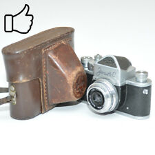 Zenit-C in OVP Kamera Objektiv INDUSTAR 50 3,5/50 50mm 35mm SENIT C CAMERA USSR