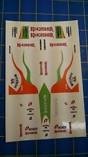 Formula 1 KingFisher Decals from Mid America Naperville