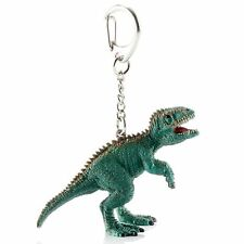 New Sealed W/ Tags Schleich mini Giganotosaurus dinosaur keychain Backpack Bling