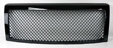Ford F150 2009-2014 Honeycomb Mesh Black Front Hood Bumper Grill