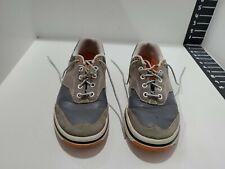 Crocs Mens Multi Color Golf Shoes Size 7 M