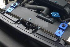 MISHIMOTO Aluminum Radiator Stay Set FOR Subaru WRX/STI BLUE