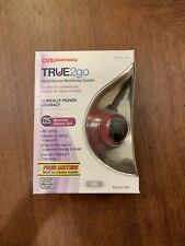 True2Go Blood Glucose Meter Monitoring System Mint 24 Hour Sale