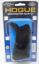 Hogue Monogrip for AR/M-16 Rifles Recoil Absorbing Rubber Free Ship!