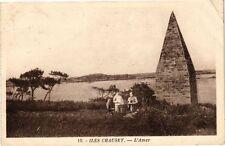 CPA  Iles Chausey - L'Amer    (246202)