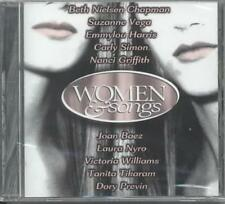 VARIOUS ARTISTS - WOMEN & SONGS [MADACY] NEW CD