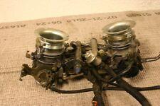 Suzuki TL1000R 2001 Fuel injection, injectors, throttle bodies
