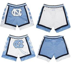 University of North Carolina (UNC) Basketball Shorts with Pockets