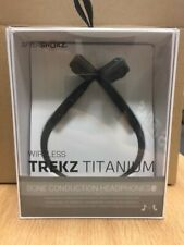 Aftershokz Trekz Titanium Slate Gray Wireless headset EX DEMO UNIT