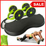 AB Wheels Roller Stretch Elastic Abdominal Resistance Pull Rope Tool muscle Sale