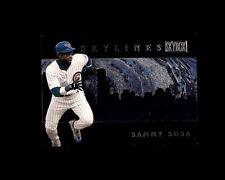 2000 SkyBox Skylines #SL4 Sammy Sosa