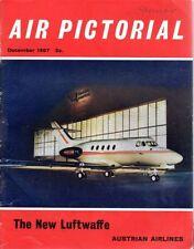 December Aircraft Monthly Transportation Magazines