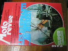 µ?  Moto Revue n°2155 125 kawasaki K.X Kawasaki 400 S3 / Motos Belges C.Rayborn