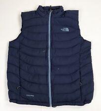 Men's The North Face 700 Pro Down Vest Winter Outdoors Ski Snow Medium Blue