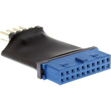 USB 3.0 to 2.0 Adapter internal USB 3.0 19 Pin to USB 2.0 int.