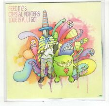 (GR149) Feed Me & Crystal Fighters, Love Is All I Got  - 2012 DJ CD