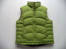 Womens LL BEAN Down Vest Sz S ski snowboard hiking trail snowmobile fishing