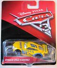 CARS 3 - DINOCO CRUZ RAMIREZ - Mattel Disney Pixar