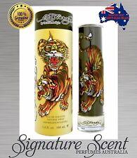 ED HARDY MAN 100ml EDT CHRISTIAN AUDIGIER (Sp) Perfume for Men New In Box (BNIB)