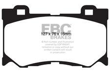EBC Yellowstuff Front Brake Pads for Infiniti M37 3.7 (2010 > 14)