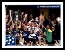 Panini Champions League 2011-2012 - 2009-10 Inter Milan Legends No.553