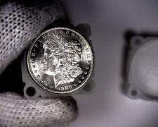 Original Roll (20) 1880-s Blast White Unc Morgan Silver Dollars Will Grade Out