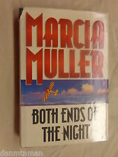 Both Ends of the Night by Marcia Muller (1997, Hardcover)