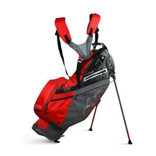 Sun Mountain 2020 4.5 LS Golf Stand Bag - Carbon-Red (OPEN BOX)