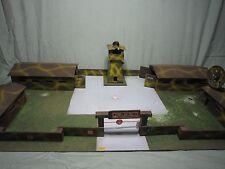 DV7372 DEPREUX CASERNE QUARTIER GENERAL QG GRAND MODELE BEL ETAT 45 x 85 cm