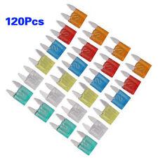 120/SET Mini KFZ Sicherung Flachsicherung Autosicherung DE