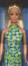 1998 Fashion Avenue Pretty in Plaid doll Barbie NRFB I Love You made in China