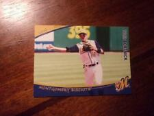 2012 MONTGOMERY BISCUITS Single Cards YOU PICK FROM LIST $1 to $3 each OBO