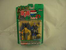 Gi Joe Vs Cobra carga de profundidad con tropas de onda trituradora de espía