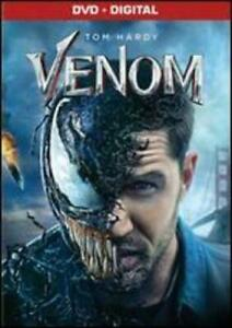 Venom by Sony Pictures Home Entertainment (DVD, 2018) BRAND NEW SEALED