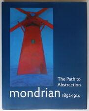 Mondrian - The path to abstraction 1892 - 1914 - Hans Janssen - Waanders - 2002