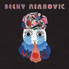 Becky Ninkovic - Woe (NEW CD)