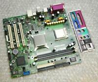 Dell CT665 0CT665 Dimension 3000 Socket 478 Motherboard CPU and BP - C92755-301B