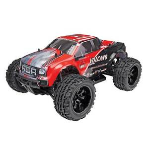 Redcat Racing 1/10 Volcano EPX 4 Wheel Drive Monster Truck Brushed Ready To Run