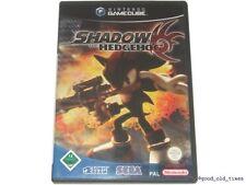 ## Shadow the Hedgehog (Deutsch) Nintendo GameCube / GC Spiel - TOP ##