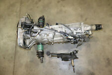 JDM Subaru Legacy WRX Turbo 5 Speed AWD M/T Transmission TY754VBBBA 4.11 FD