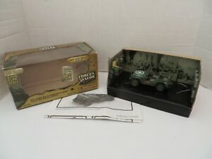 NIB Forces Of Valor Unimax 1:32 US Jeep Willys Normandy, 1944 NEW