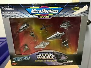 1995 Star Wars Micro Machines Space Collectors Edition Return of the Jedi NEW