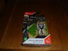 Halo Heroes Mega Construx Spartan Vector SEALED