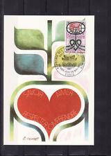 carte  1er jour  academie des sciences d' outre mer  Paris       1973