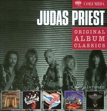 Original Album Classics [Box] by Judas Priest (CD, Oct-2008, 5 Discs, Columbia (USA))