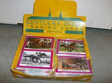 1X 1990-91 Star Kentucky Derby PACK : Lots Available Secretariat Fresh From Box